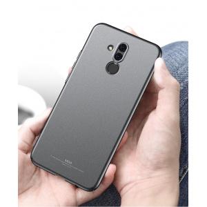 Etui MSVII Huawei Mate 20 Lite Black + Szkło