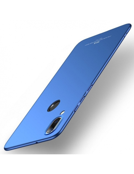 Etui MSVII Huawei Nova 3 Black + Szkło
