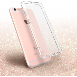Etui Ringke Air Apple iPhone 6/6s Plus Clear