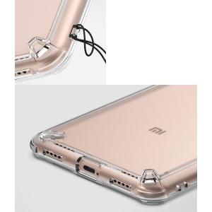 Etui Ringke Fusion Xiaomi Mi Max 3 Smoke Black