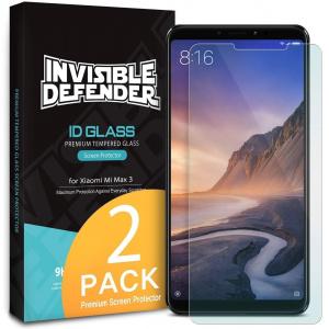 Zestaw szkieł hartowanych Ringke ID Glass Xiaomi Mi Max 3 0.33mm 3 Pack