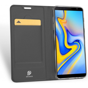 Etui DuxDucis SkinPro Samsung Galaxy J6 Plus Gray