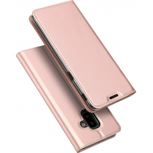 Etui DuxDucis SkinPro Samsung Galaxy J6 Plus Rose Gold