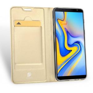Etui DuxDucis SkinPro Samsung Galaxy J6 Plus Gold