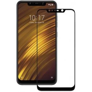 Szkło hartowane Home Screen Glass Pocophone F1 Full Cover Black