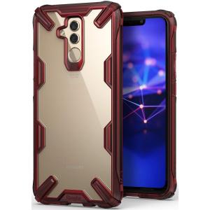 Etui Ringke Fusion-X Huawei Mate 20 Lite Ruby Red
