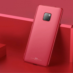 Etui MSVII Huawei Mate 20 Pro Red