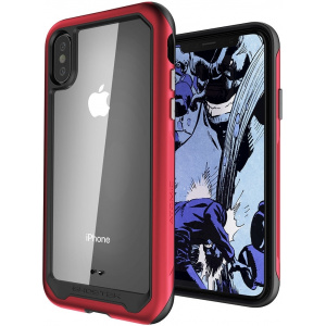 Etui Ghostek Atomic Slim2 iPhone XS/X 5.8 Red