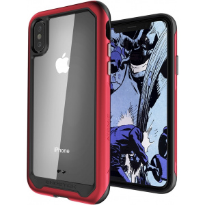 Etui Ghostek Atomic Slim2 iPhone XS Max 6.5 Red