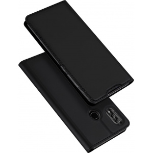 Etui DuxDucis SkinPro Huawei P Smart 2019 Black + Szkło