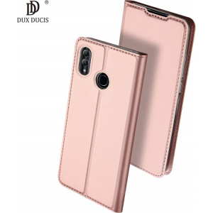 Etui DuxDucis SkinPro Huawei P Smart 2019 Rose Gold + Szkło