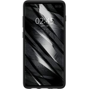 Etui Spigen Liquid Air Samsung Galaxy S10 Plus Matte Black
