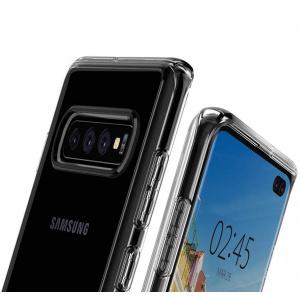 Etui Spigen Ultra Hybrid Samsung Galaxy S10 Plus Clear