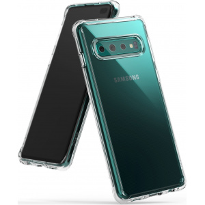 Etui Ringke Fusion Samsung Galaxy S10 Plus Clear