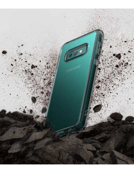 Etui Ringke Fusion Samsung Galaxy S10 E Smoke Black