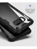 Etui Ringke Fusion-X Samsung Galaxy S10 E Black