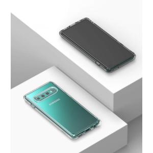 Etui Ringke Fusion Samsung Galaxy S10 Plus Smoke Black