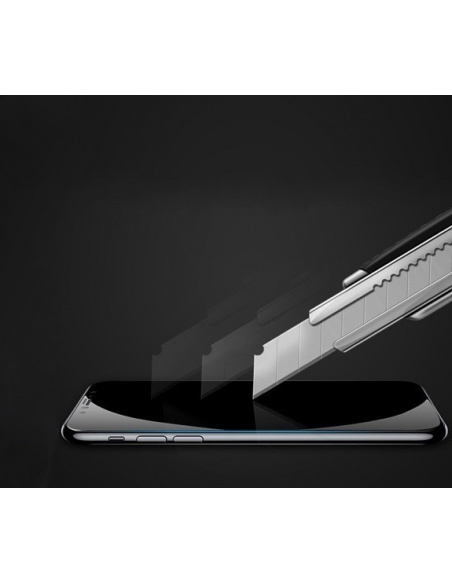 "Szkło hartowane Home Screen Glass Apple iPhone 6/6s 4.7"" Full Cover białe"