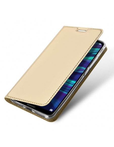 Etui DuxDucis SkinPro Huawei Y7 2019 Gold