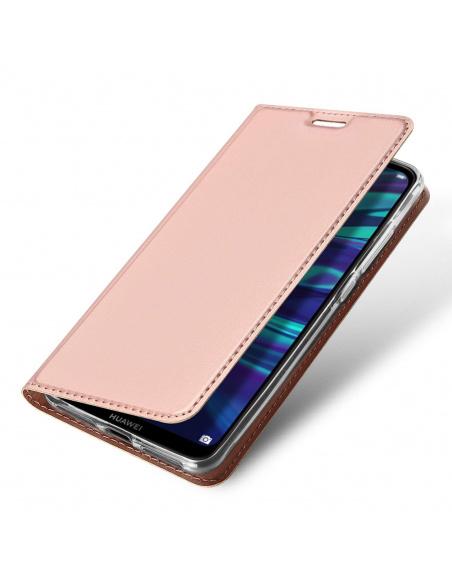 DuxDucis SkinPro Huawei Huawei Huawei Y7 2019 Rose Gold