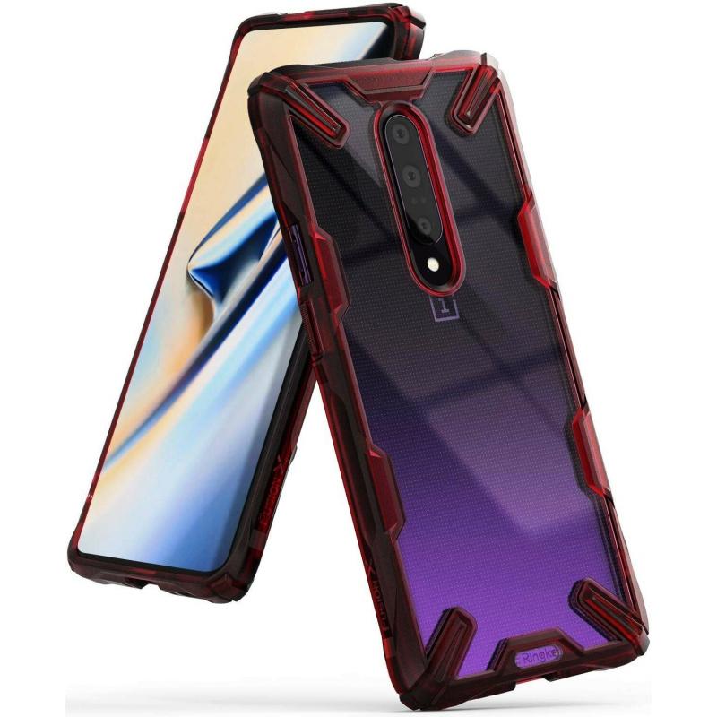 Etui Ringke Fusion-X OnePlus 7 Pro...