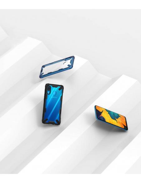 Etui Ringke Fusion-X Samsung Galaxy A30 Space Blue