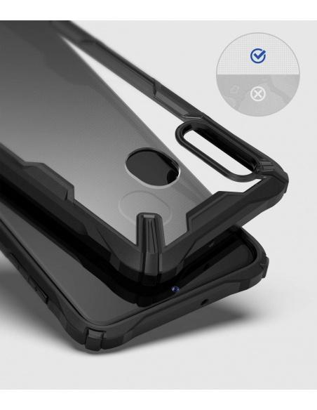 Etui Ringke Fusion-X Samsung Galaxy A30 Black