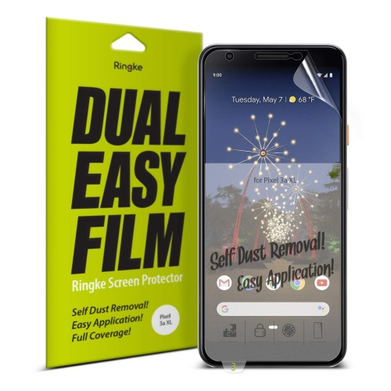 Folia Ringke Dual Easy Full Cover...