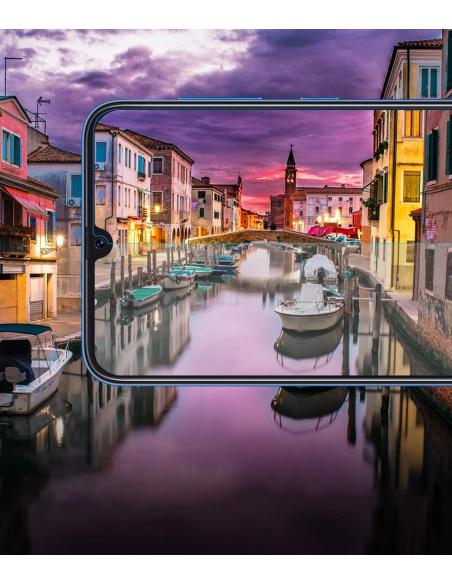 Folia Ringke Dual Easy Full Cover Samsung Galaxy A20/A30/A50 Case Friendly