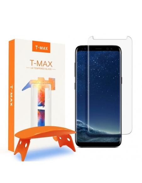 Szkło hartowane UV T-Max Glass Samsung Galaxy S8 New Version