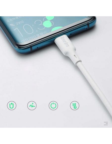 Kabel Benks D36 USB-C do USB-C 1,2m White