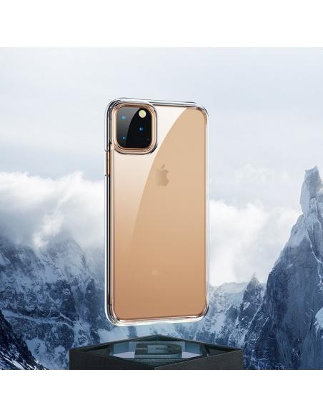 Etui Benks Magic Crystal Clear Glass Apple iPhone 11 Clear