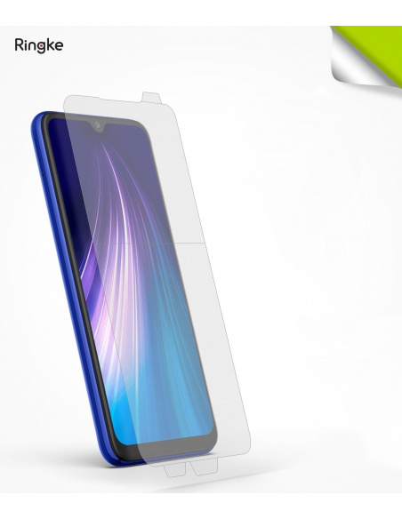 Folia hydrożelowa Ringke Dual Easy Full Cover Redmi Note 8 Case Friendly