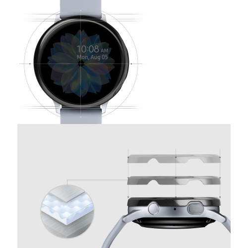 Nakładka Ringke Bezel Styling Samsung...