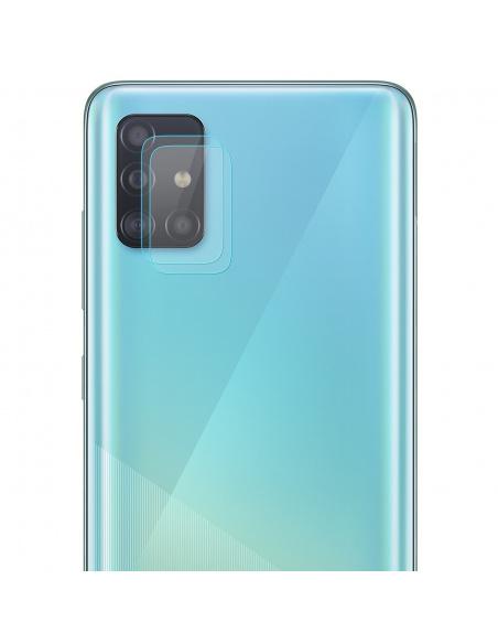Zestaw szkieł na obiektywy Home Screen Glass Samsung Galaxy A51 [2 PACK]