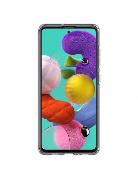 Etui Spigen Liquid Crystal Samsung Galaxy A51 Clear