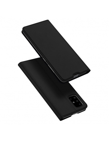 Etui DuxDucis SkinPro Samsung Galaxy A71 Black