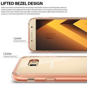Etui Ringke Fusion Samsung Galaxy A3 2017 Crystal View