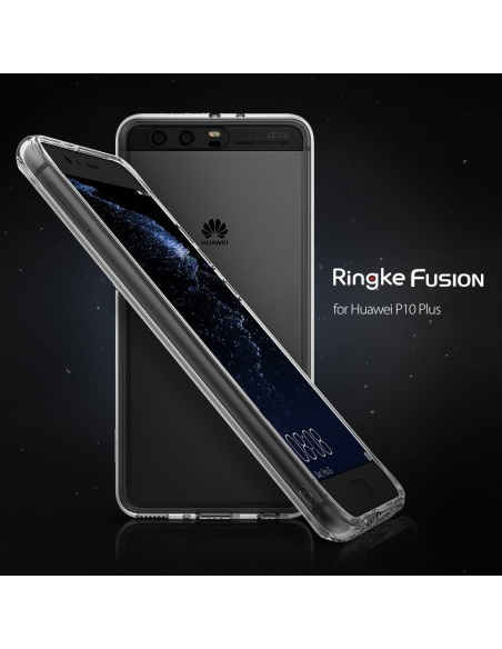 Etui Ringke Fusion Huawei P10 Plus Ink Black