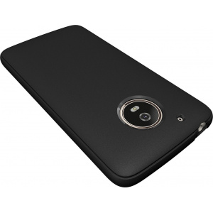 Etui Diztronic Matte TPU Moto G5 Black