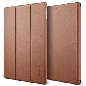 Etui VRS Design Saffiano K1 iPad 9.7 (2017) Brown