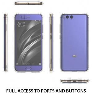 Etui Ringke Fusion Xiaomi Mi 6 Crystal View
