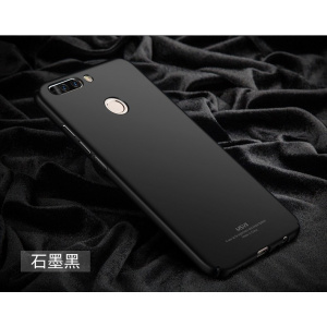Etui MSVII Huawei Honor 8 Pro Black + Szkło Hartowane