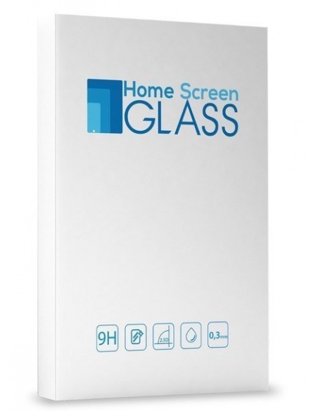 Szkło Hartowane Home Screen 3D Xperia XZ Premium Silver
