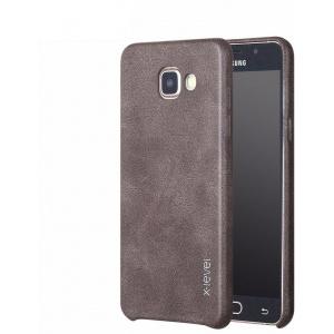 Etui X-Level Vintage Samsung Galaxy A5 2017 Brown