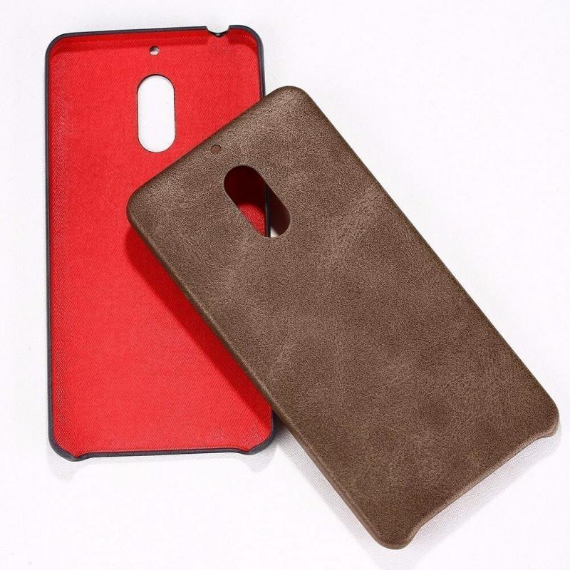 Etui X-Level Vintage Nokia 6 Brown