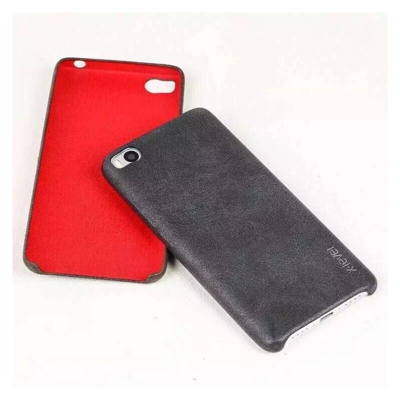 Etui X-Level Vintage Xiaomi Mi5s Black