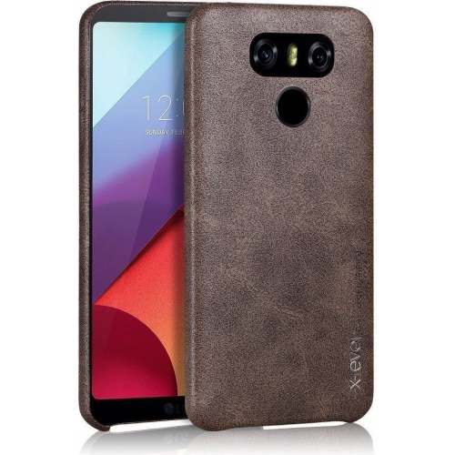 Etui X-Level Vintage LG G6 Brown