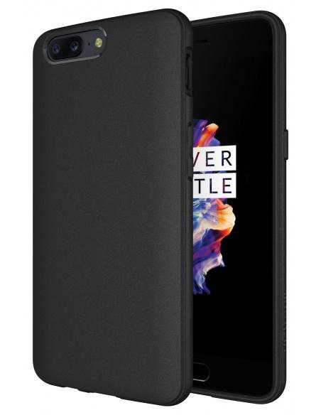 Diztronic Matte TPU OnePlus 5 Black