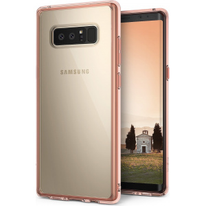 Etui Ringke Fusion Samsung Galaxy Note 8 Rose Gold